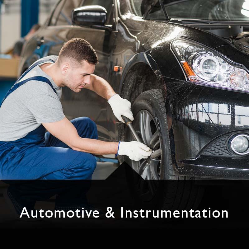 Automotive & Instrumentation